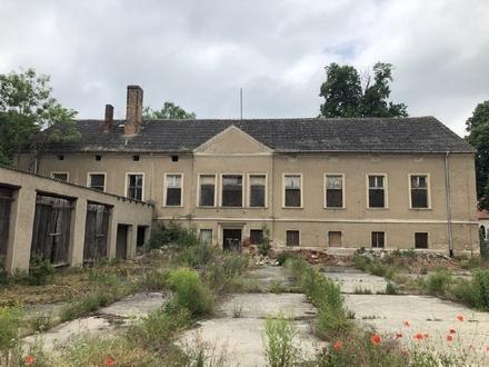 von Bismarck - Gutshof mit Wohn - und Gewerbeflächen zur Entwicklung kaufen