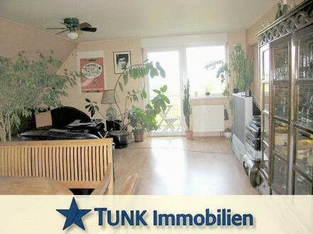 Attraktive 4-Zi.-Wohnung mit 2 Balkonen in Karlstein-Großwelzheim