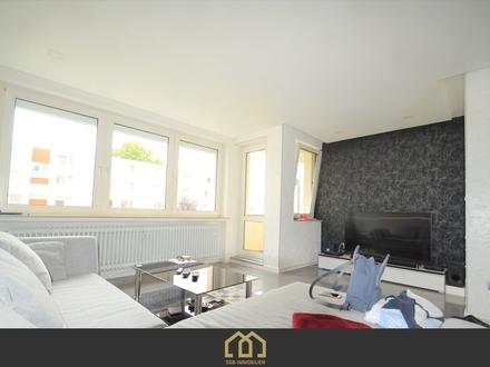 RESERVIERT Kapitalanlage: Huchting / Sanierte 3-Zimmer-Wohnung nahe dem Sodenmattsee