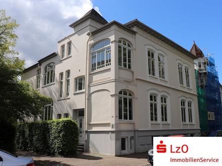 Historische Stadtvilla im Oldenburger Gerichtsviertel