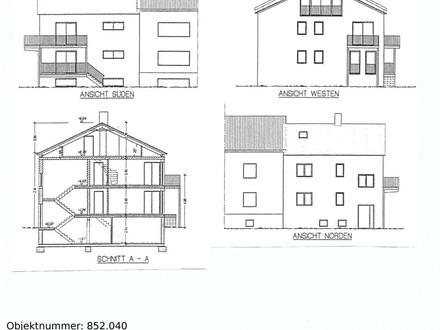 Endlich genug Platz - Maisonettewohnung mit Traumblick und ca. 147 qm Gesamtfläche