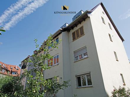 Kaufen, renovieren, einziehen... 2 Zimmerwohnung im Stuttgarter Lehenviertel
