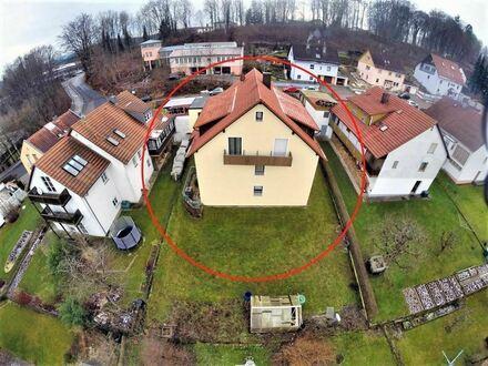 Schönes Mehrfamilienhaus in guter Wohnlage als Renditeobjekt