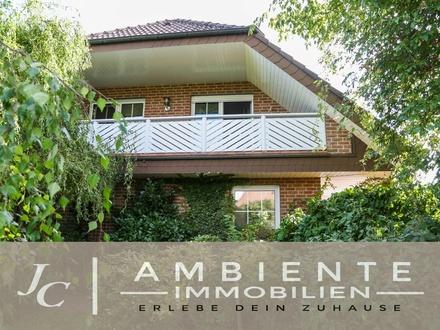 Großzügiges Einfamilienhaus mit idyllischem Garten in Halle (Westf.)