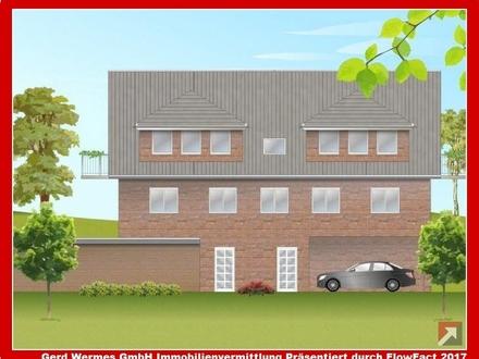 Neubau-Eigentumswohnung im EG mit Terrasse in Lathen zu verkaufen!
