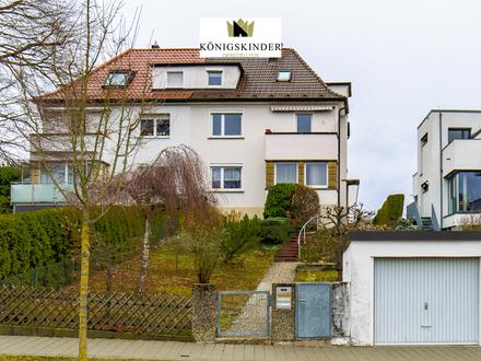Interessantes Haus mit großzügigem Grundstück in schöner Lage von Feuerbach