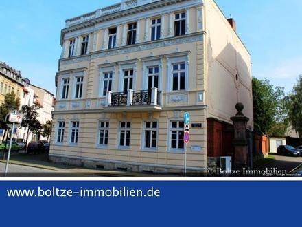 Zentrumsnahe 3-Raum-Wohnung in historischem Glanz in Naumburg (Saale)!