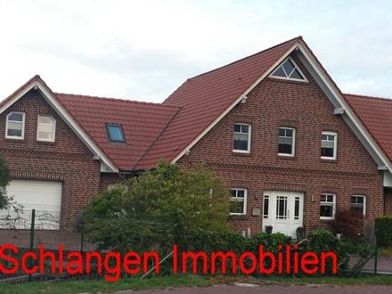 Objket Nr.: 00/614 Oberwohnung mit Stellplatz im Feriengebiet Saterland / OT Ramsloh