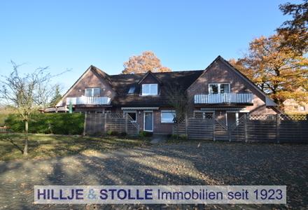 Schöne Maisonette-Wohnung mit Terrasse in Wardenburg!