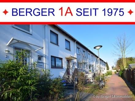 HORN: REIHENHAUS mit WINTERGARTEN und TEILKELLER, 5 ZIMMER inkl. DACHSTUDIO; EBK, W-Bad