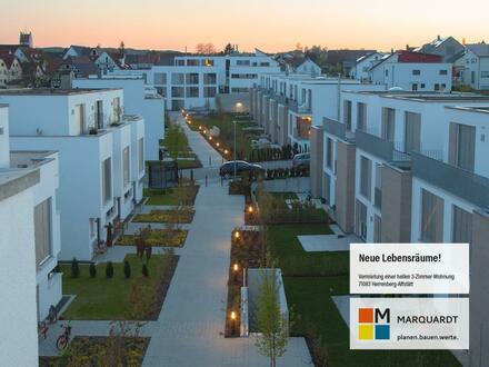 Mitten im Grünen: 3-Zimmer-Penthouse mit wunderschönem Blick