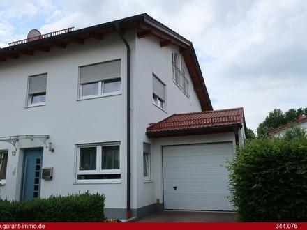 Exklusive, familiengerechte Doppelhaushälfte in ruhiger Lage von Landsberg