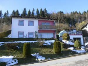 Schöner Wohnen mit Aussicht ins Grüne