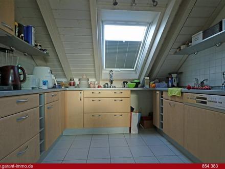 Moderne 3 1/2 Zimmer-Dachgeschoss-Wohnung! Selbst beziehbar!