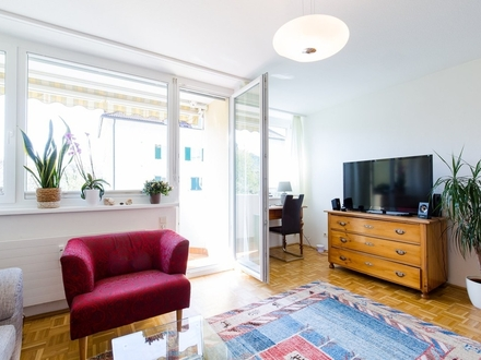 RIEDENBURG I 3-Zimmerwohnung mit 3 guten Argumenten