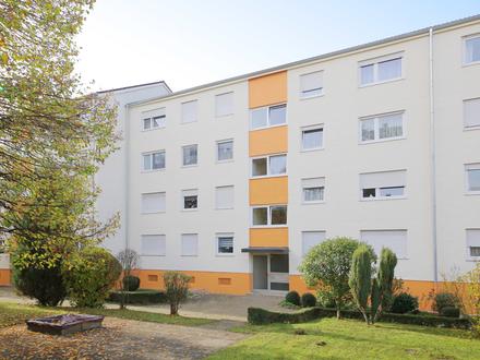 Charmante 3-Zimmer-Wohnung mit Balkon