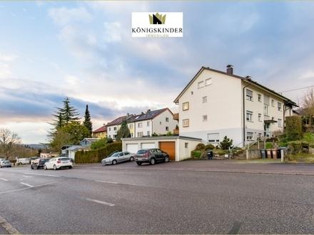 Gemütliche Single- oder Paarwohnung in Esslingen-Hegensberg als Kapitalanlage