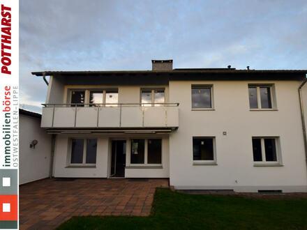 Schicke 4-Zimmerwohnung mit Balkon in top-modernisiertem 2-Parteienhaus