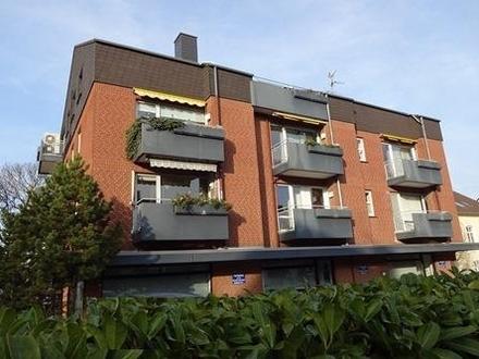 Selbstverständlich erreichen Sie Ihre gut aufgeteilte 3-Zimmer-Eigentumswohnung,...