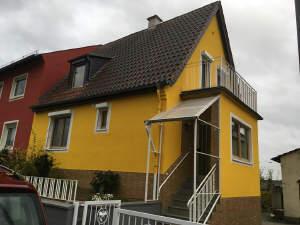 Charmante Doppelhaushälfte in toller Ortsrandlage in Rüdesheim