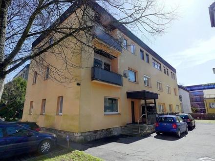 Zentrales 1-Zimmerappartment in Coburg, nähe Bahnhof (Vermietet)