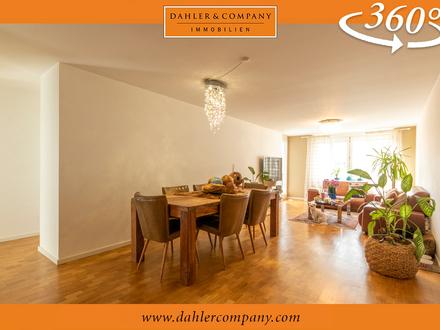 Moderne Wohnung mit Balkon und guter Anbindung in S-Degerloch