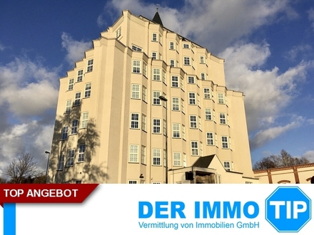 Büro nach Sanierung mit Weitblick über Chemnitz mieten