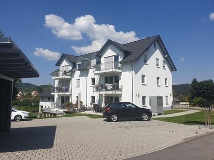 Ruhige 3-Zimmer-Wohnung in Konzell