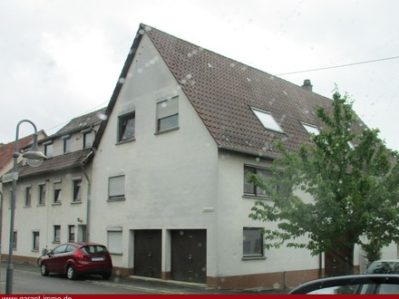 Zwei Häuser im Doppelpack samt Extragrundstück