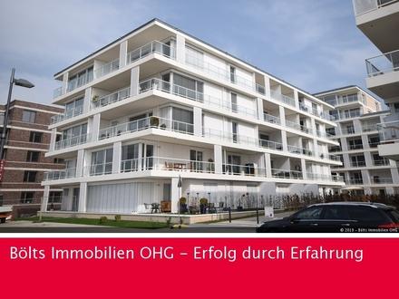 Im 1. Monat mietfrei ! Phantastischer Blick auf die Weser - 3-Zimmer-Wohnung in Bestlage