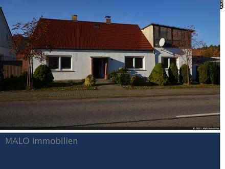 Einfamilienhaus mit großer Terrasse in Mellin bei Brome wartet auf eine tolle Familie
