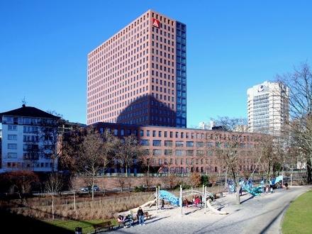 Wohnen in unmittelbarer Mainnähe: Schicke 2-Zimmer-Wohnung mit Parkett & EBK