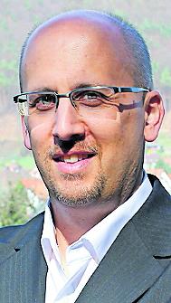 Ortsbürgermeister Gernot Kuhn