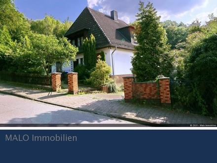Zweifamilienhaus mit Einliegerwohnung in ruhiger Waldlage in Bad Harzburg