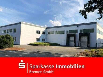 Interessante Kapitalanlage - Gewerbeimmobilien im Gewergebiet Bayernstraße in Bremen Walle
