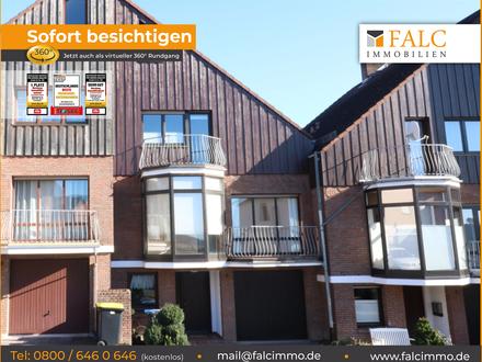 Reihenmittelhaus zu mieten, direkt in Lollar! 5 Zimmer, Küche, 2 Bäder, Freisitz, 2 Balkone, Garage