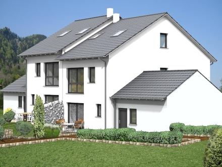 SONNENHAUS Gemütliche Doppelhaushälfte in Rottenberg