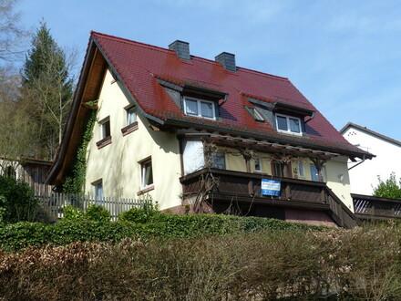 Freistehendes Einfamilienhaus in Waldnähe!