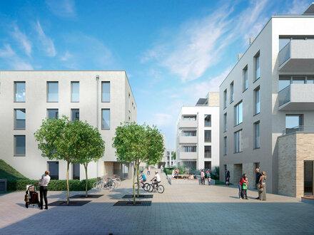 3-Zimmer-Wohnung in Stuttgart-Birkach »St.-Vinzenz-Pallotti, Haus 6« - Gartenanteil