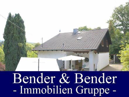 Schmuckes Einfamilienhaus in ruhiger Lage mit Kaminofen, Garage und schönem Garten!