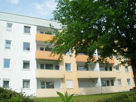 Komplett renovierte, helle 2 ZKB mit Südwest-Balkon + herrlichem Fernblick