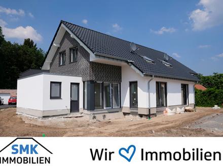 Einzug im Juli? Diese Neubau-Doppelhaushälfte macht es möglich!