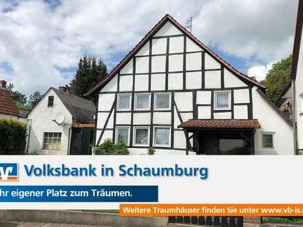 """""""Fachwerkhaus zwischen Hess.Oldendorf und Hameln"""""""