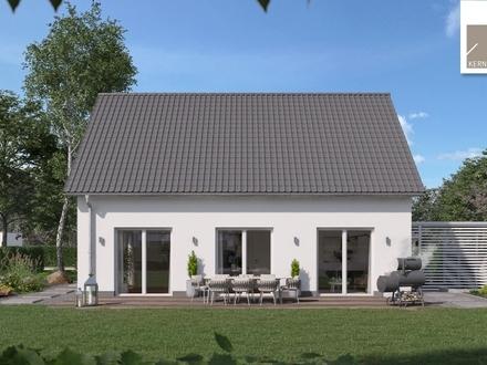 Ein Top Jubiläumshaus mit großer Fensterfront in ruhiger Lage!