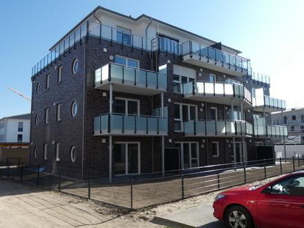 3-ZKB-Neubau-Komfort-ETW mit Terrasse, Gartenanteil+Keller in Westerstede -Garage optional möglich-
