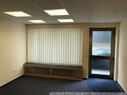 Gepflegte kleine Büroeinheit