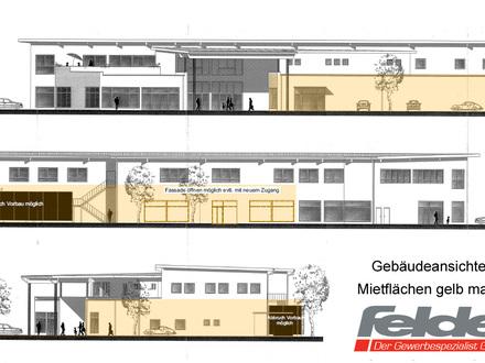 Großzügige Einzelhandelsfläche direkt an der Staatsstraße in Kolbermoor und ausreichend Stellplätze!