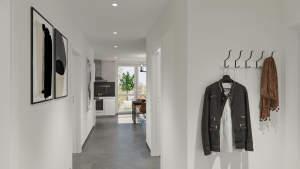 Interessante Obergeschosswohnung für Singles oder Paare mit praktischem dritten Zimmer