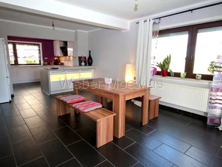 Offenes Wohnen mit Weitsicht - 5 Schlafzimmer, 2 Bäder, Balkon, Terrasse, Vollkeller, Hobbyraum ...