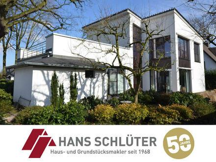 Oberneuland - Individuelles Designhaus mit exklusiver Ausstattung!